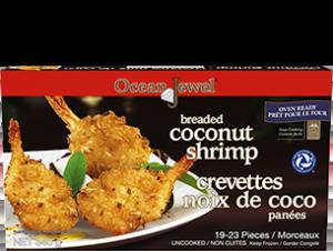 Ocean Jewel Breaded Coconut Shrimp
